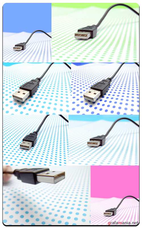 USB - Profesional Photo Stock