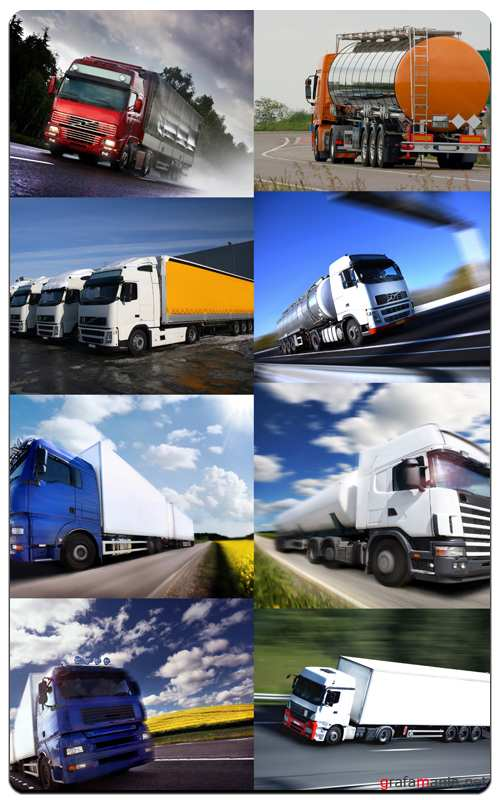 Truck - Profesional Photo Stock