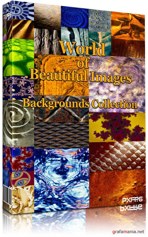 World of Beautiful Images - Backgrounds Collection