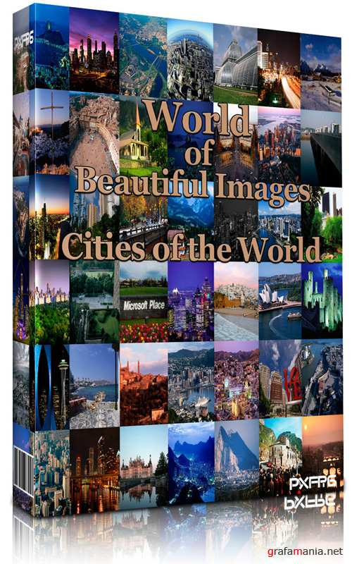 World of Beautiful Images - Cities of the World