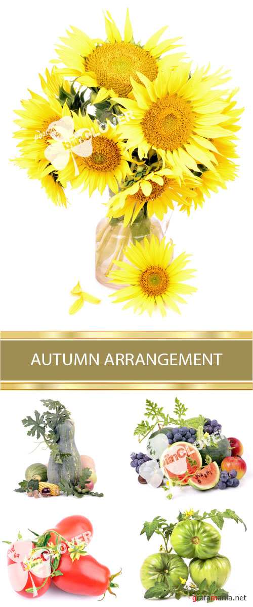 Autumn arrangement 0025
