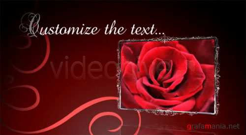 Love, Romance and Valentine - Project for After Effects (Videohive)