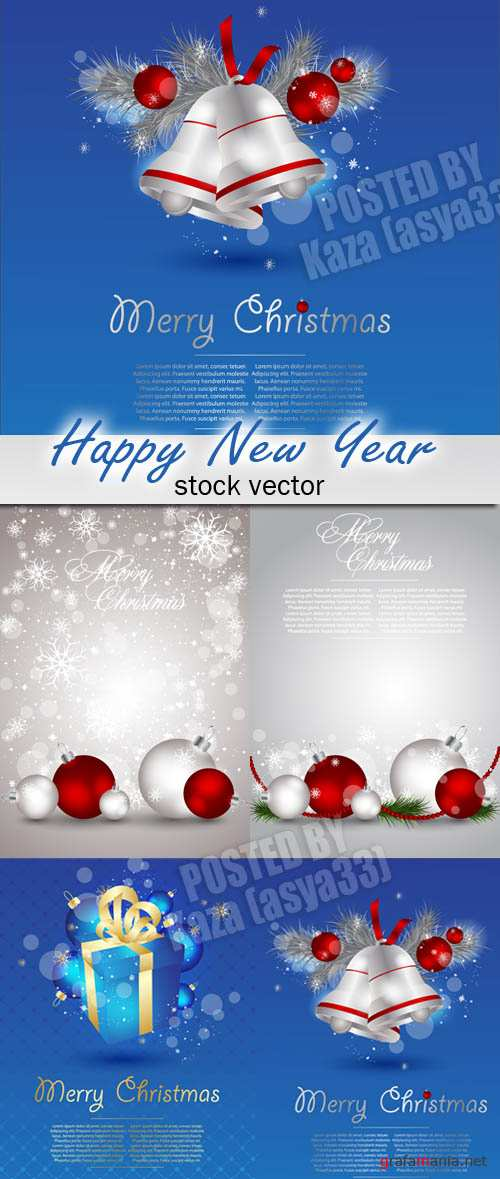 New Year cards 13