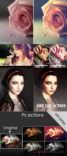 Photoshop Action pack 22