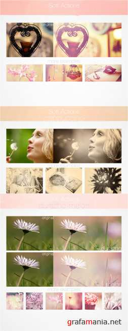 Photoshop Action pack 15
