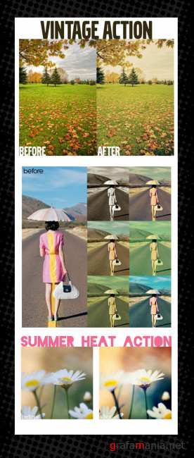 Photoshop Action pack 51