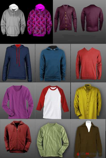 Women's and Men's Pullover and sweater