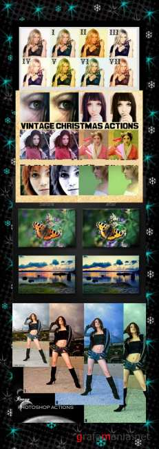 Photoshop Action pack 80