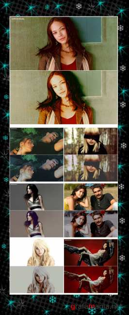 Photoshop Action pack 82