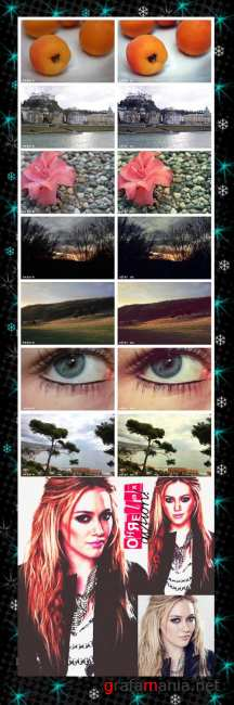 Photoshop Action pack 86