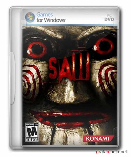 Пила / Saw - The Video Game (2009/RUS/Repack от R.G. Repacker's)