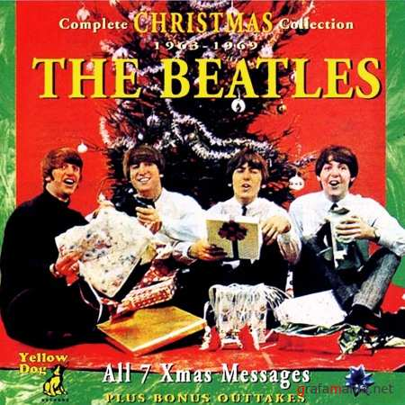 The Beatles / Complete Christmas Collection 1963-1969. (1994г)