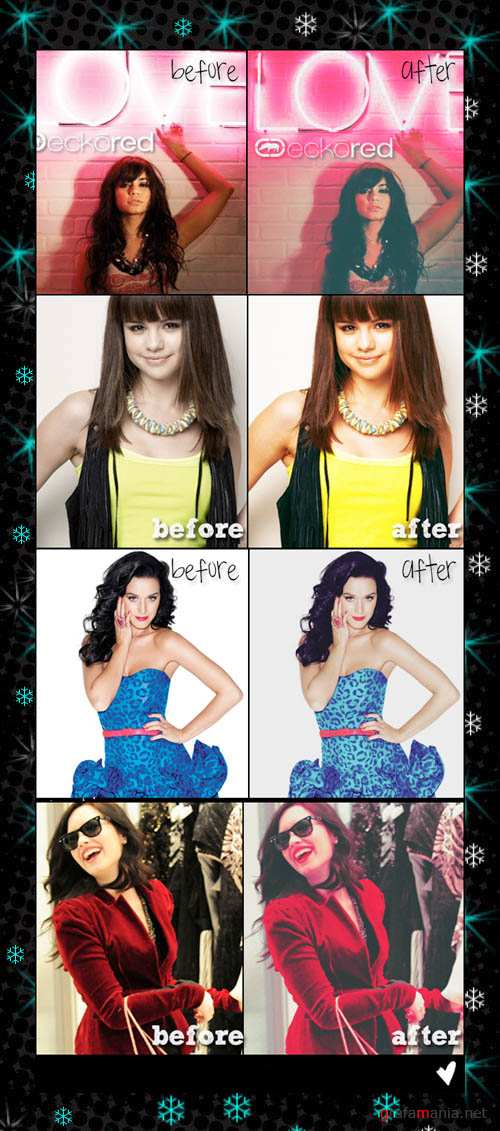 Cool Photoshop Action pack 147