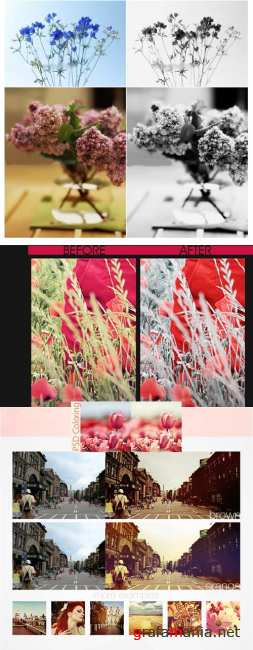 Cool Photoshop Action pack 141