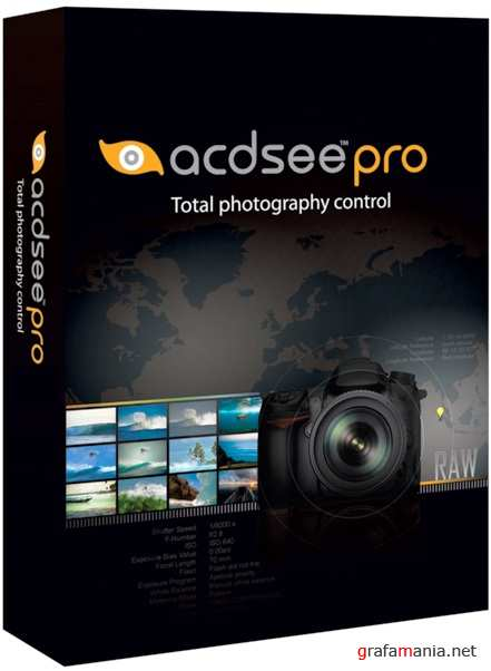 ACDSee Pro 5.1 Build 137 Final (2011/Rus/Eng) Unattended + RePack + Lite RePack + Portable