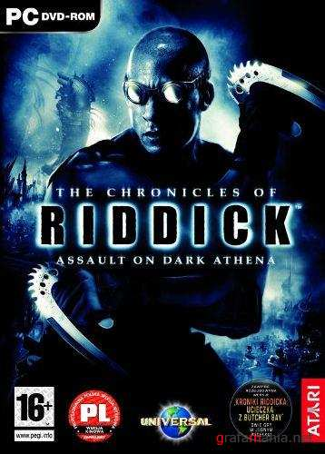 The Chronicles of Riddick - Assault on Dark Athena (2009/RUS/ENG/Repack by MOP030B)