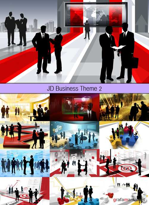 JD Business Theme 2