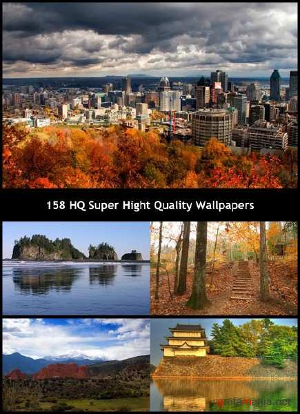 158 HQ Super Hight Quality Wallpapers