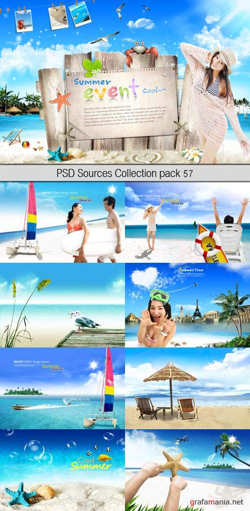 PSD Sources Collection pack 57
