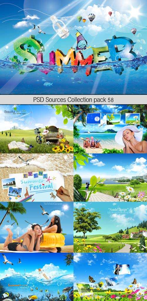 PSD Sources Collection pack 58
