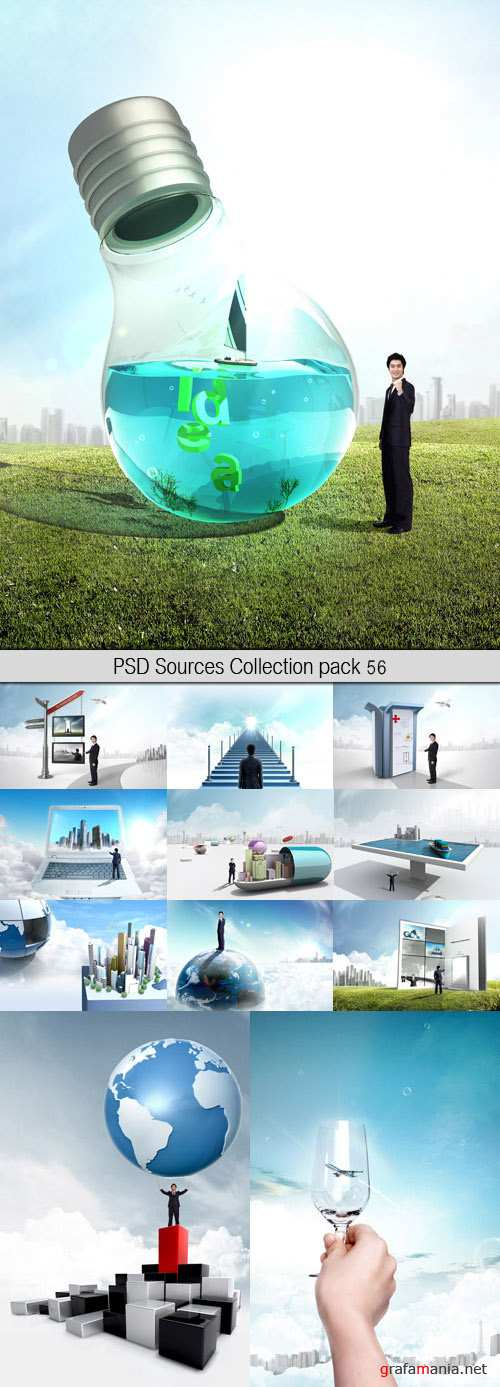 PSD Sources Collection pack 56