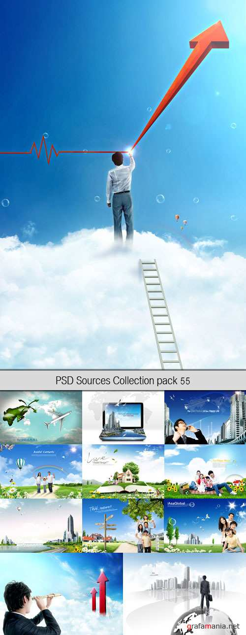 PSD Sources Collection pack 55