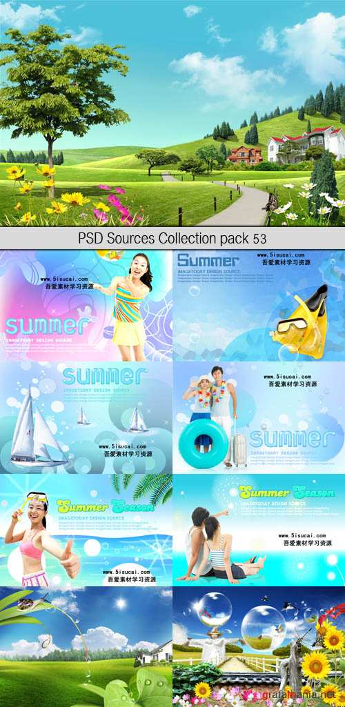 PSD Sources Collection pack 53
