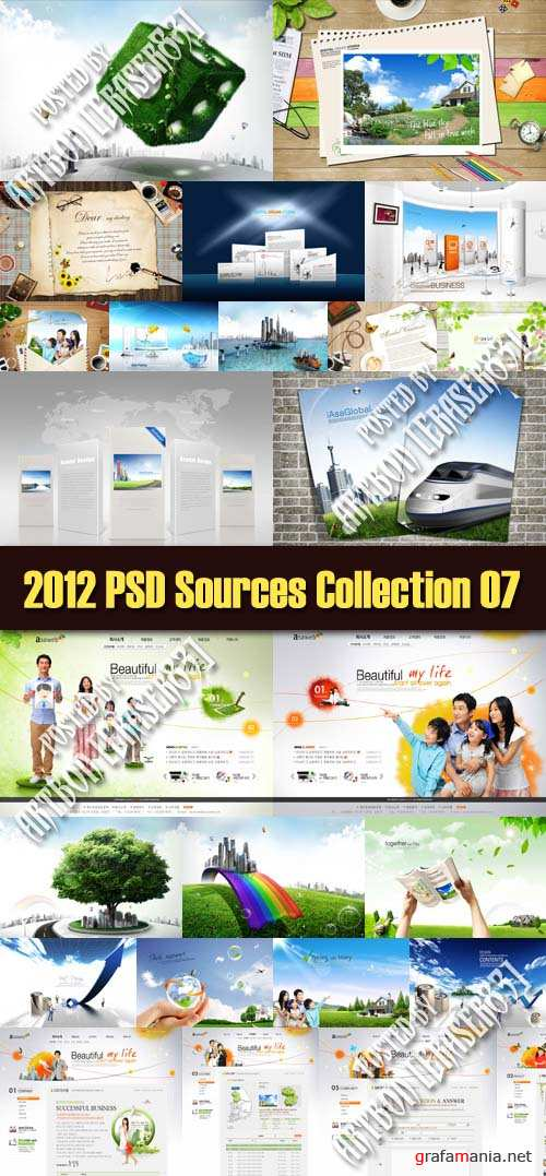 2012 PSD Sources Collection 07