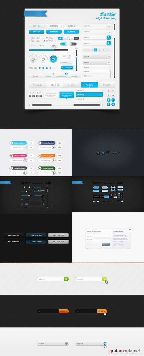 Web Elements for Design