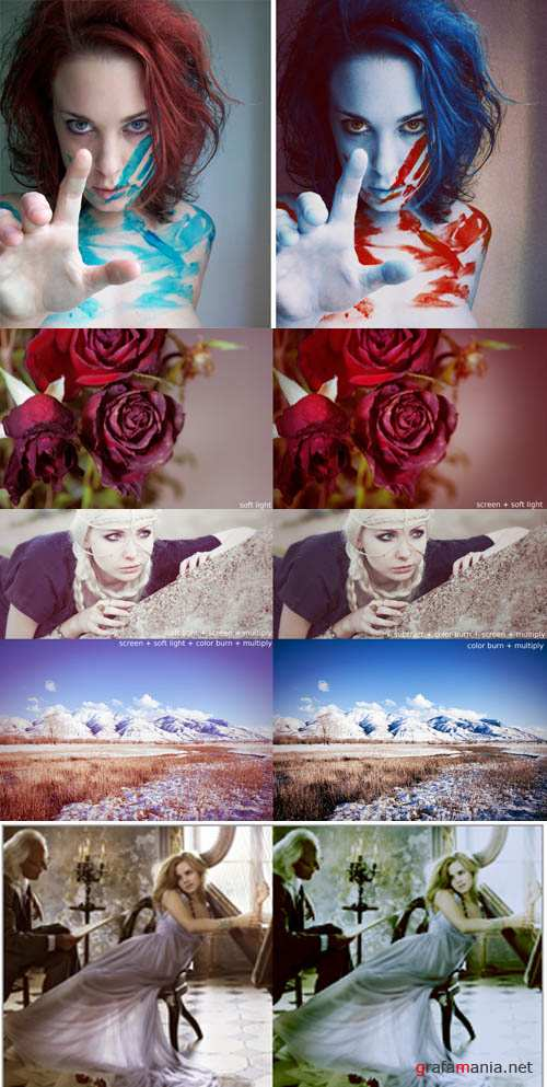 Cool Photoshop Action 2012 pack 291