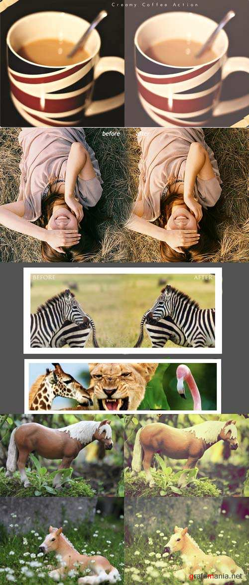 Cool Photoshop Action 2012 pack 319