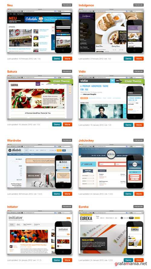 Wordpress Themes - Colorlabsproject