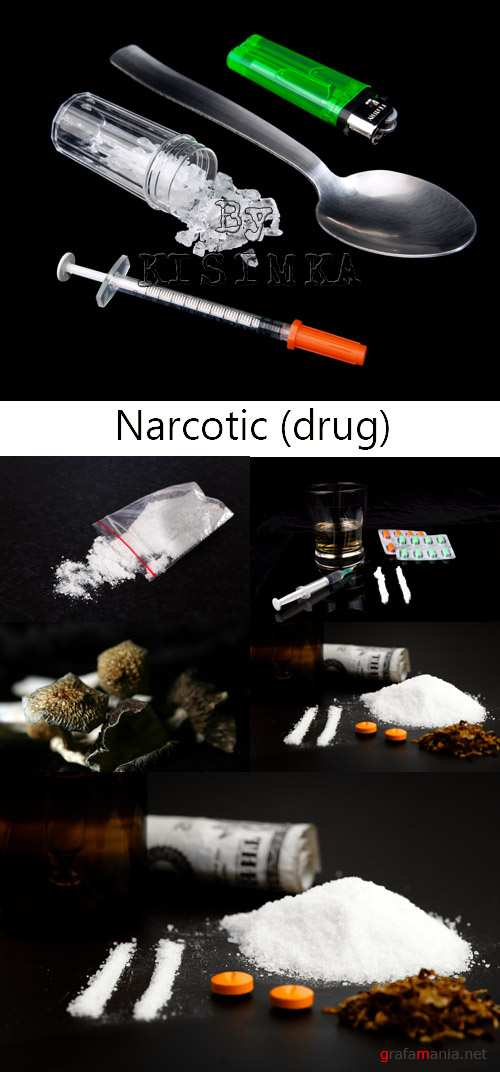 Stock Photo:Narcotic (drug)