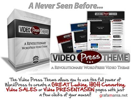Video Press Theme