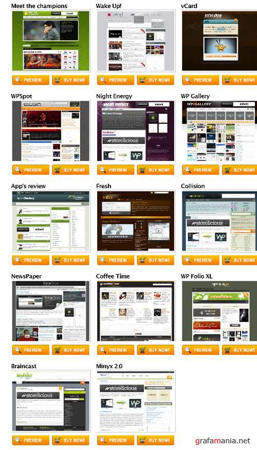 WP Themes - Storelicious