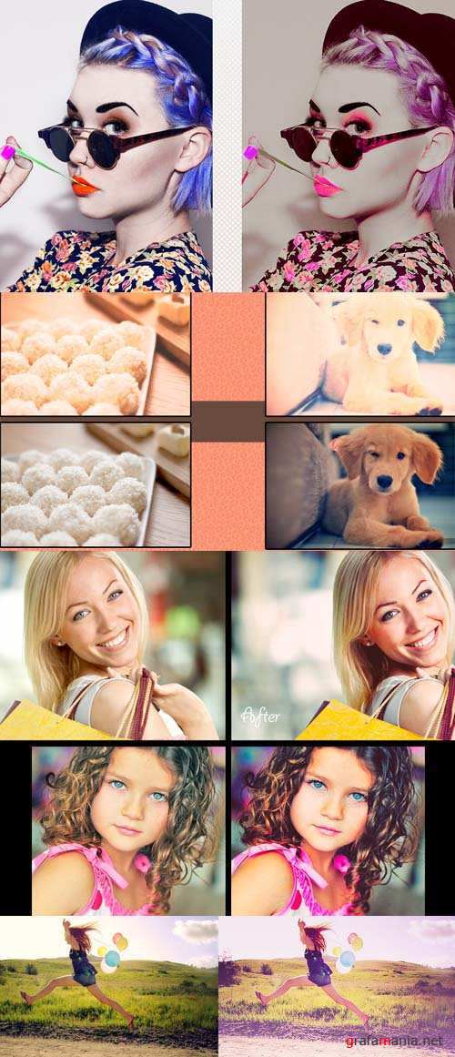 Cool Photoshop Action 2012 pack 363