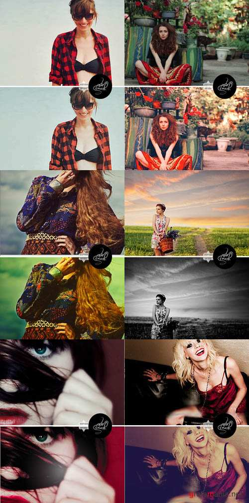 Cool Photoshop Action 2012 pack 382