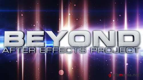 BEYOND - Project for After Effects (Videohive) - REUPLOAD