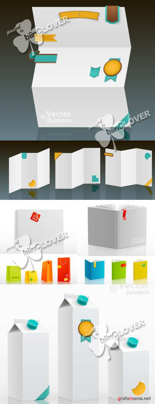 3d design with stickers 0119