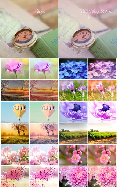 Cool Photoshop Action 2012 pack 401