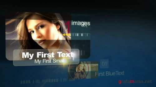 Media Wall AE CS3 - Project for After Effects (Videohive)
