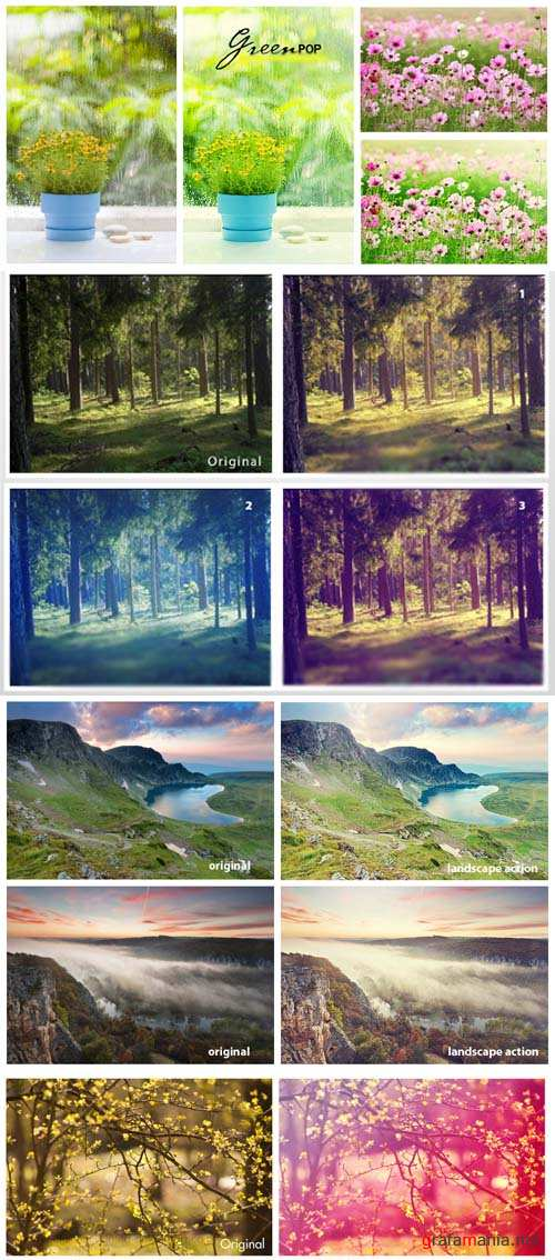 Cool Photoshop Action 2012 pack 413