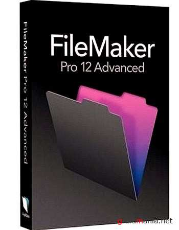 FileMaker Pro Advanced v12.0.1 iSO