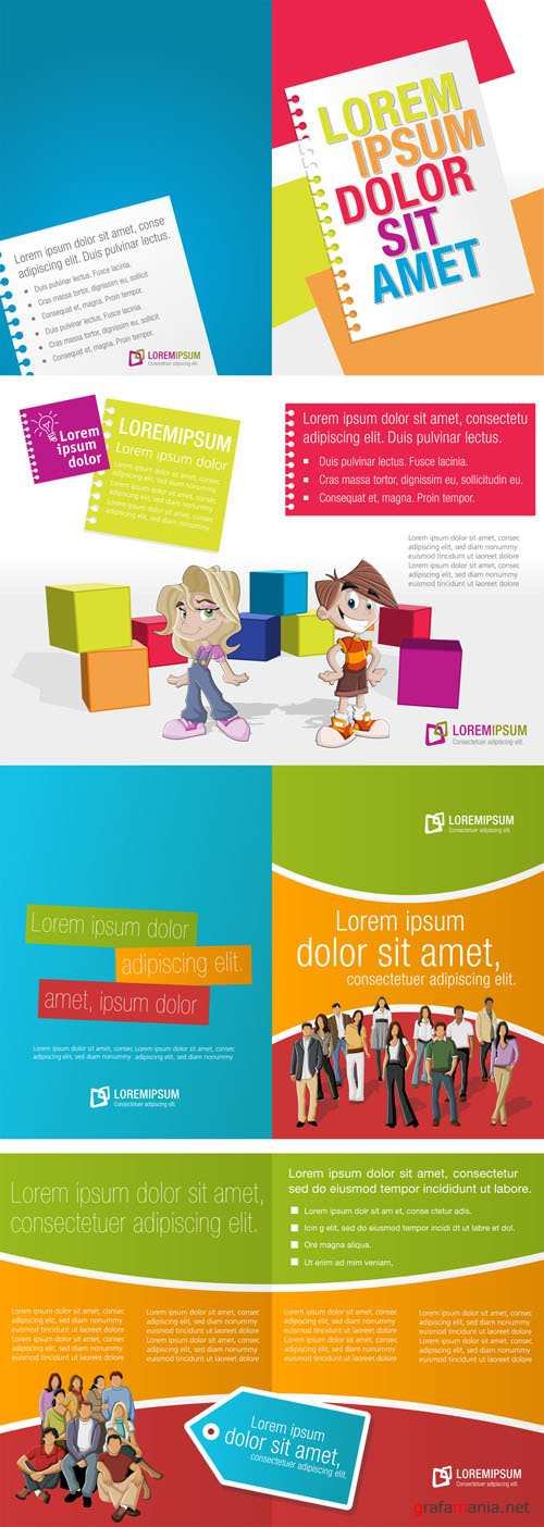 Business Vector Templates #2