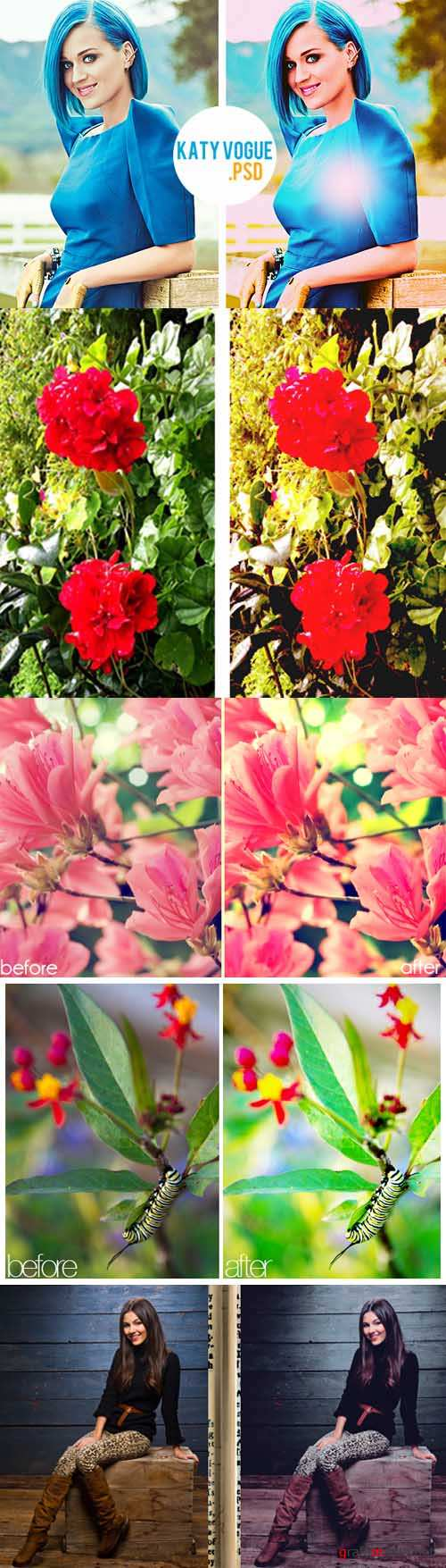 Cool Photoshop Action 2012 pack 436