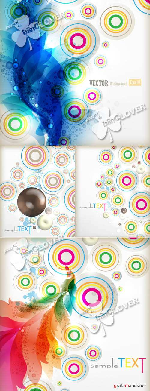 Creative abstract background 0140