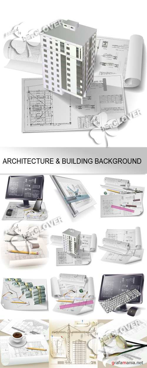Architecture and building background 0140