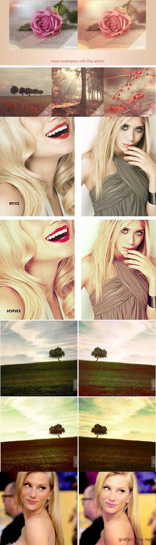 Cool Photoshop Action 2012 pack 469