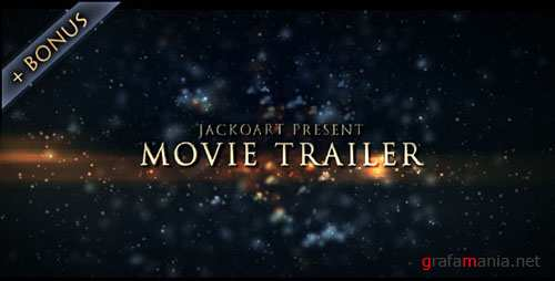 Movie Trailer 03 - Project for After Effects (Videohive) - REUPLOAD