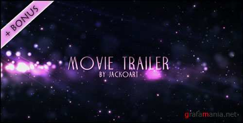 Movie Trailer 04 - Project for After Effects (Videohive) - REUPLOAD